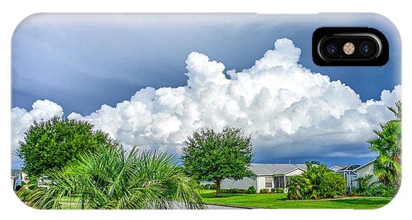 Florida Sky IPhone Case