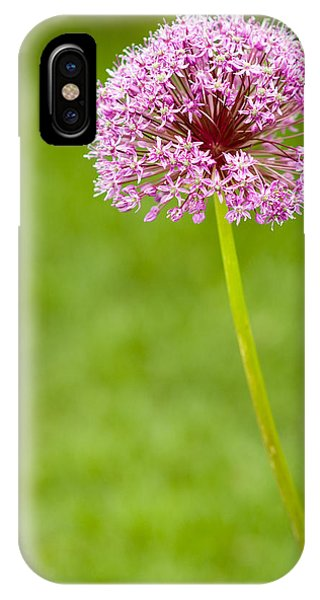 Fauna iPhone Case - Flower by Sebastian Musial
