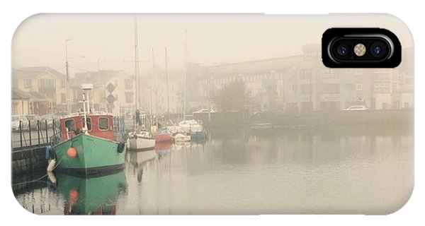 Foggy Galway IPhone Case