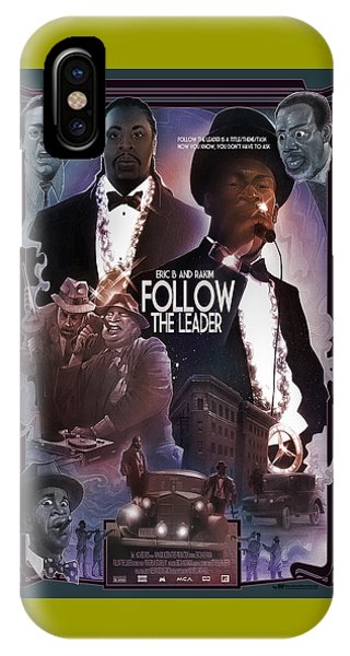 Follow The Leader 2 IPhone Case
