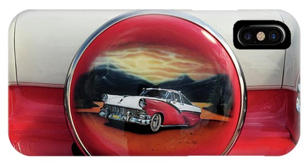 Ford Fairlane Rear IPhone Case
