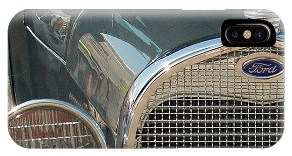 Ford Grill IPhone Case