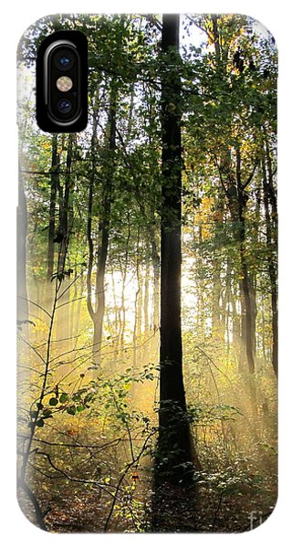 Forest Light  IPhone Case