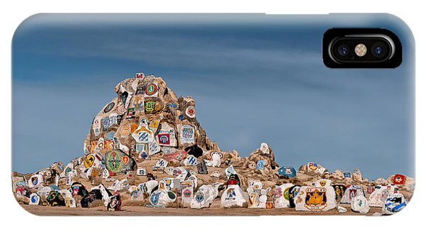 Fort Irwin IPhone Case