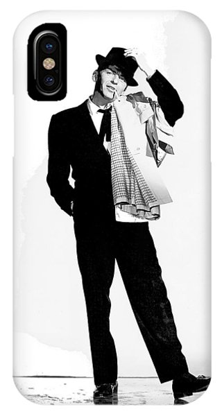 Frank Sinatra Pal Joey Set 1 1957-2015 IPhone Case