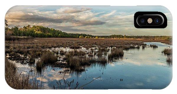 Franklin Parker Preserve Landscape IPhone Case