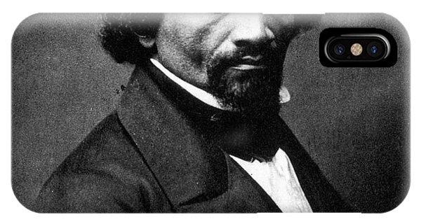 iPhone Case - Frederick Douglass by Granger