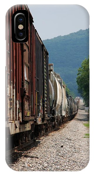 Freight Train IPhone Case