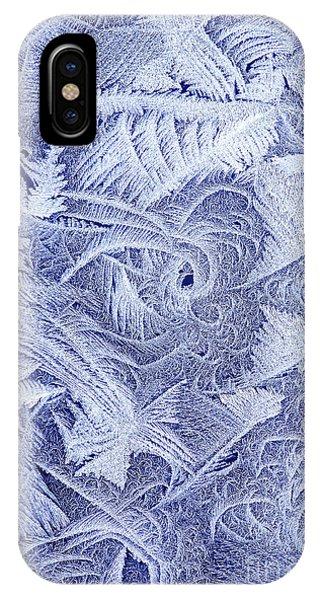 Frosty Window IPhone Case