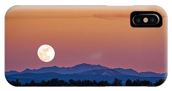 Full Moon IPhone Case