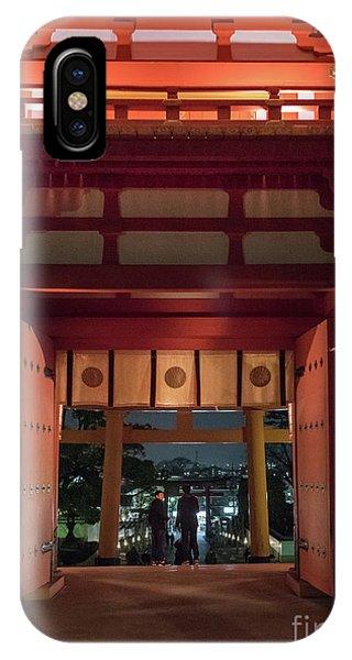 Fushimi Inari Taisha, Kyoto Japan IPhone Case