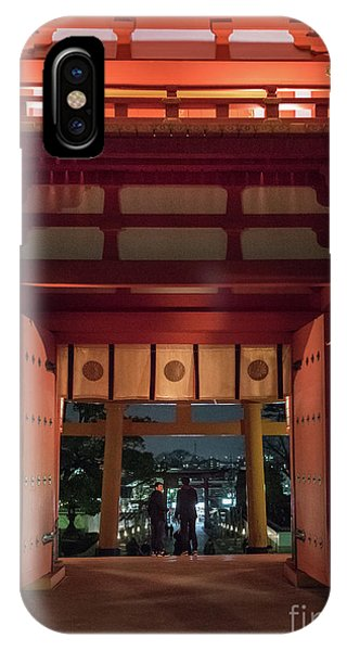Fushimi Inari Taisha, Kyoto Japan IPhone Case