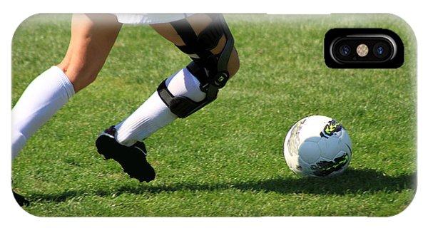 Futbol IPhone Case