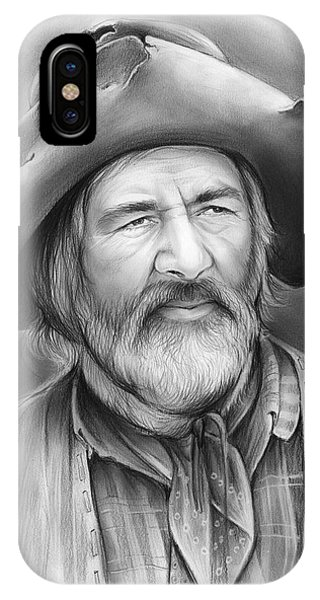 Gabby Hayes IPhone Case