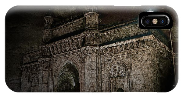Gate Way Of India IPhone Case