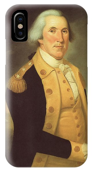 General George Washington IPhone Case