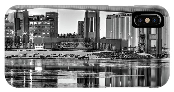 General Mills From The River IPhone Case