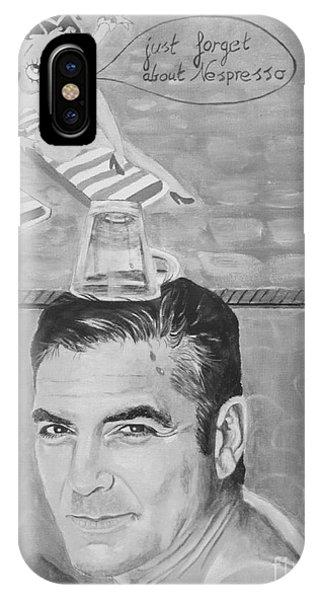 George Clooney IPhone Case