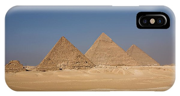 Giza Pyramids IPhone Case