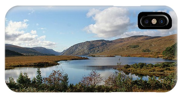 Glenveagh National Park, County Donegal, Ireland. IPhone Case