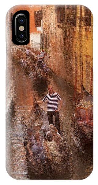 Gondola, Venice Italy IPhone Case