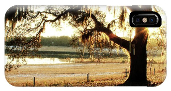 Good Morning Mossy Oak IPhone Case
