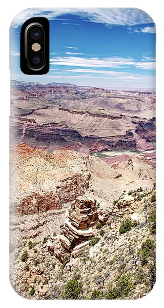 Grand Canyon View From The South Rim, Arizona IPhone Case