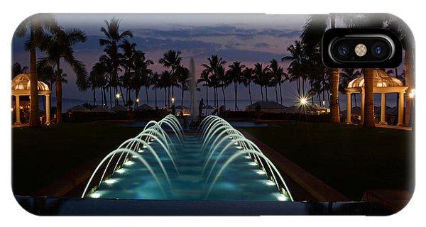 Grand Wailea Resort IPhone Case