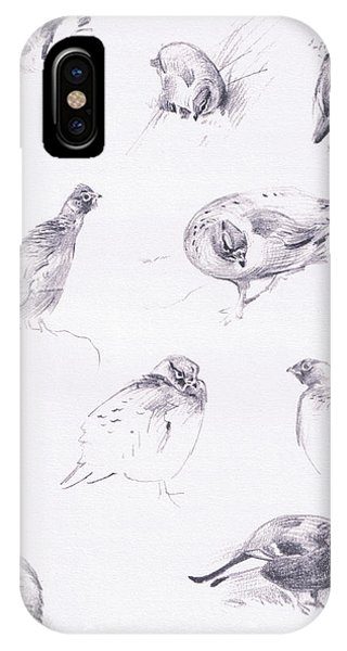 Grouse IPhone Case