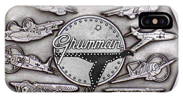 Grumman Coin IPhone Case