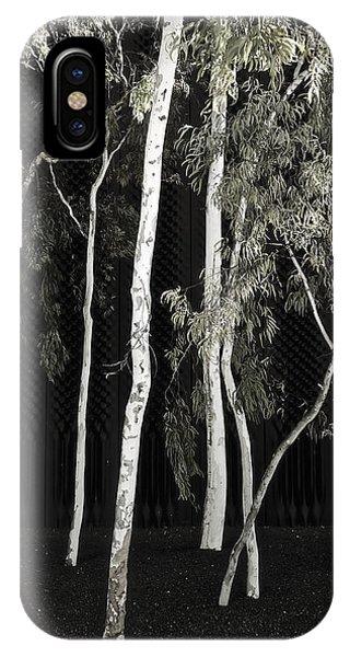 Gum Trees - Canberra - Australia IPhone Case