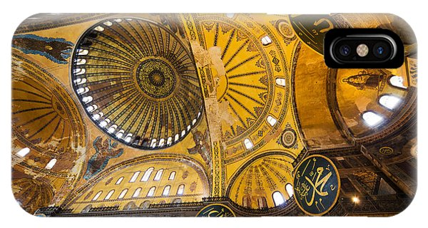 Hagia Sophia Interior IPhone Case