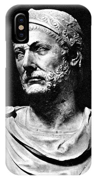Hannibal, Carthaginian Military IPhone Case