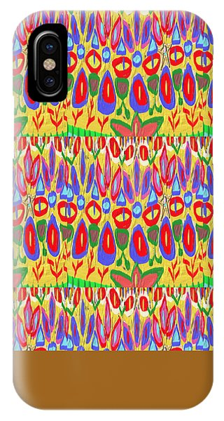 Rights Managed Images iPhone Case - Happy Celebrations Abstract Acrylic Painting Fineart From Navinjoshi At Fineartamerica.com These Gra by Navin Joshi