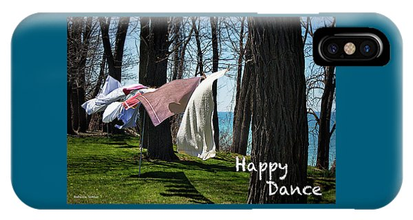 Happy Dance IPhone Case