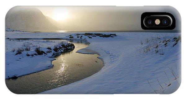 Haukland Beach, Lofoten IPhone Case