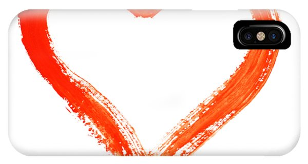 iPhone Case - Heart - Symbol Of Love by Michal Boubin