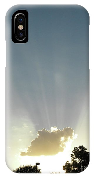 Heavenly Rays IPhone Case