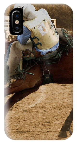 Helluva Rodeo-the Ride 6 IPhone Case