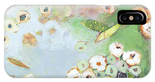 Lily iPhone Case - Hidden Lagoon Part I by Jennifer Lommers