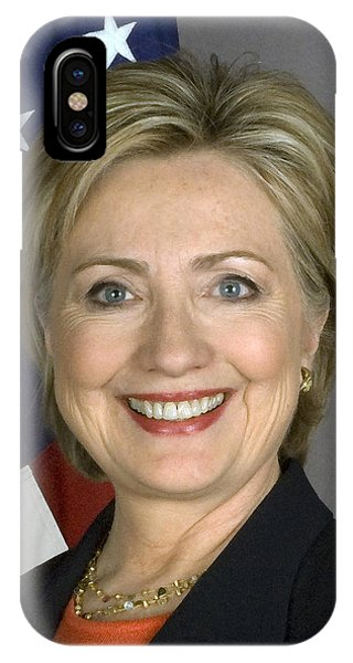 Election iPhone Case - Hillary Clinton by War Is Hell Store