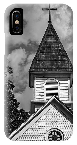 Historic Church IPhone Case