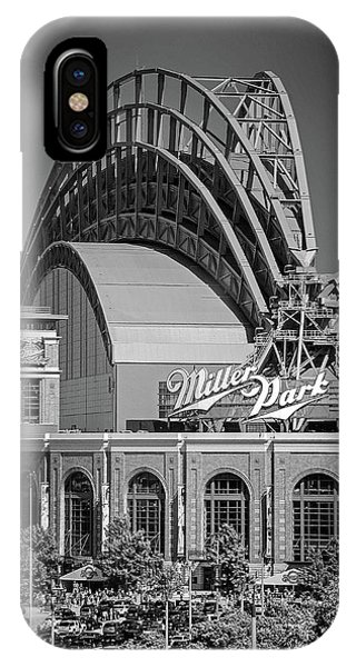 Home Of The Milwaukee Brewers IPhone Case