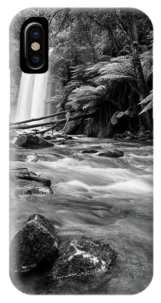 Hopetoun Falls IPhone Case