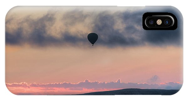 Cappadocia iPhone Case - Hot Air Balloon Cappadocia by Joana Kruse