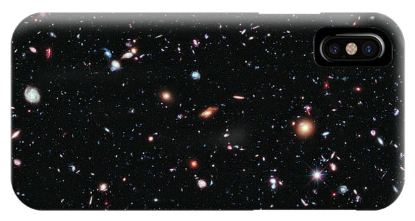 Hubble Extreme Deep Field IPhone Case