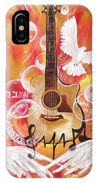 I Can Hear The Sound IPhone Case