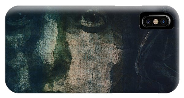 Digital iPhone Case - I Can See For Miles by Paul Lovering