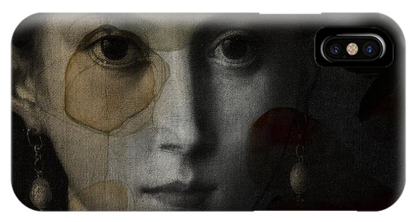 Connections iPhone Case - I Don't Know Why -  by Paul Lovering