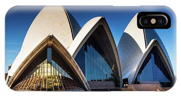 Iconic Sydney Opera House IPhone Case